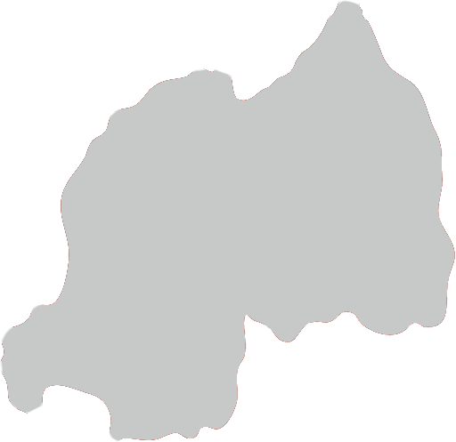 Ruanda (umriss)
