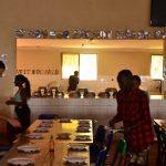 The Chedar Ochel (dining room)